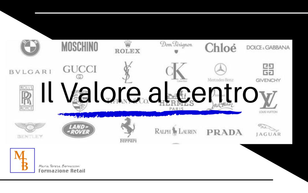 RIPARTENZA CON VALORE